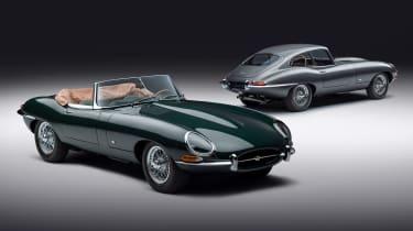 Jaguar E-Type 60 Collection 2