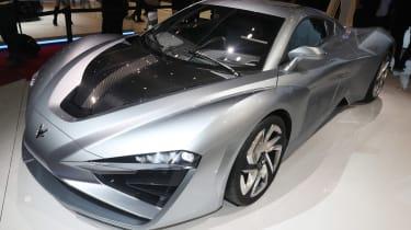Arcfox GT - Geneva