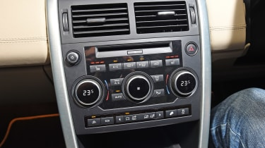 Land Rover Discovery Sport long-term - fifth report centre console