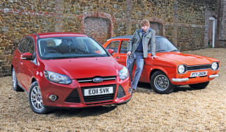 Ford Escort Mexico and Ford Focus