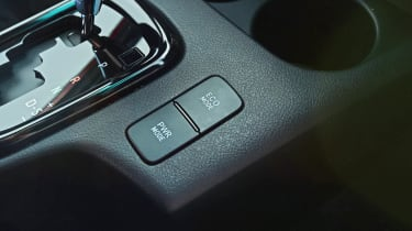 Toyota Hilux Invincible X cabin