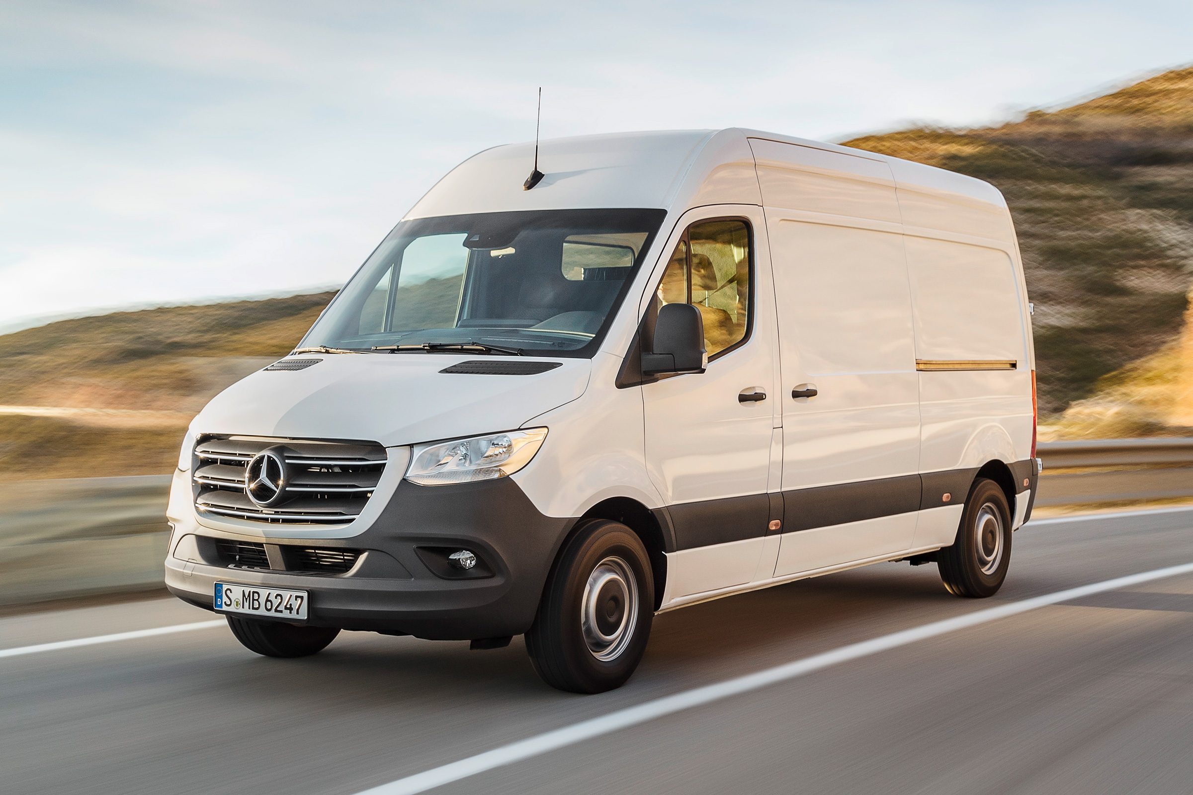 All New 2018 Mercedes Sprinter Uk Prices Revealed Auto Express