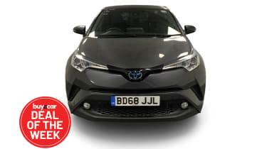 Toyota C-HR Buyacar Deal of the week