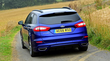 Ford Mondeo ST-Line Estate - rear