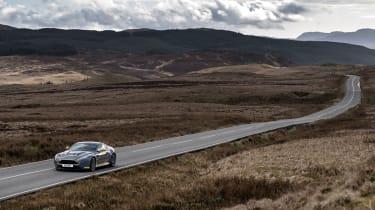 Aston Martin V12 Vantage S 2016 - wide