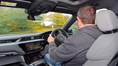 Audi e-tron long termer - final report John McIlroy