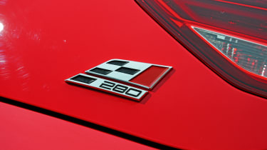 SEAT Leon SC Cupra 280 badge