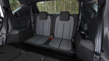 SEAT Tarraco - second report back seats
