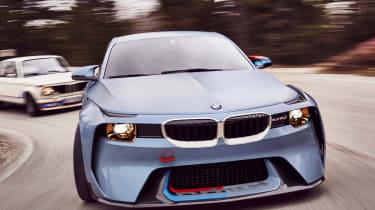 BMW 2002 Hommage - front cornering 2