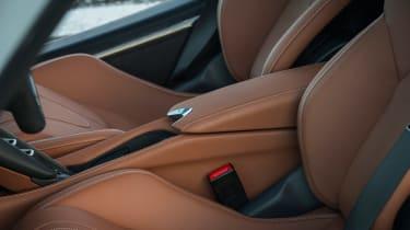 McLaren 720S - seats