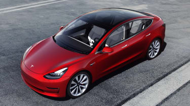 Tesla Model 3 Performance - front static