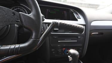 Audi A4 FitCar PPV brake
