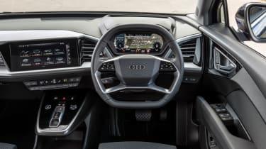 Audi Q4 e-tron Sportback - interior