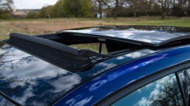 Audi Q2 35 TFSI long-termer - Panoramic roof