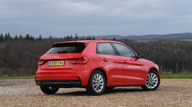 Audi A1 - rear static