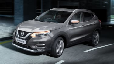 Nissan Qashqai N-Motion - front/side