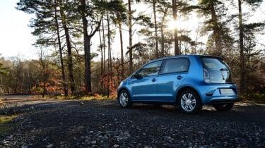 Volkswagen up! - rear