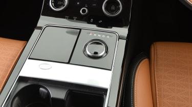 Range Rover Velar - diesel cup holders