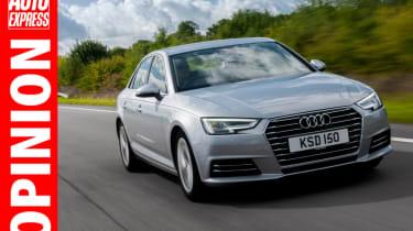 Audi A4 2.0-litre TDI