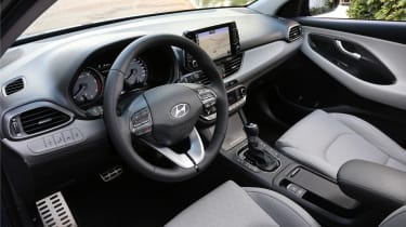 Hyundai i30 2017 - interior 2