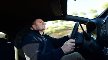 Toyota Yaris GRMN - driving