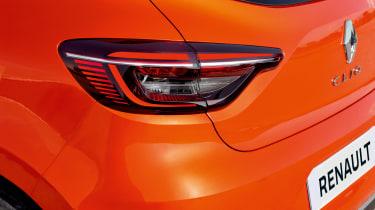 Renault Clio - rear detail