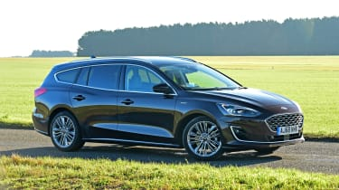 Ford Focus Vignale Estate - front static