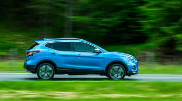 New Nissan Qashqai 2017 review panning