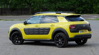 Used Citroen C4 Cactus - rear