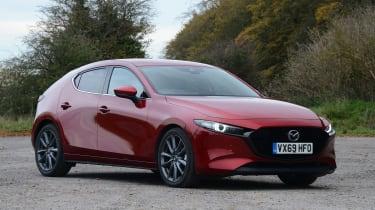 Mazda 3 - front static