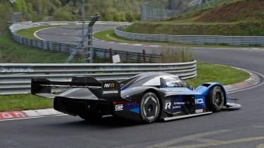 Volkswagen ID. R - Nurburgring rear