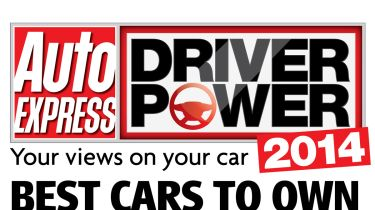 Driver Power 2014 best cars