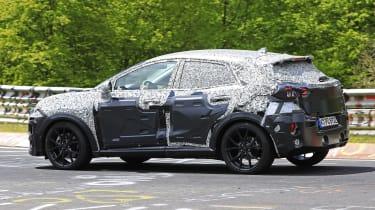 Ford Puma ST - spyshot 5