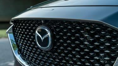 Mazda CX-30 - grille