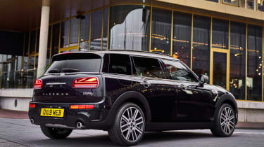MINI Clubman - rear static