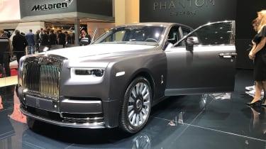 Rolls-Royce Phantom bespoke - front