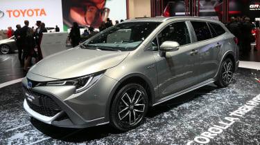 Toyota Corolla Trek - Geneva front