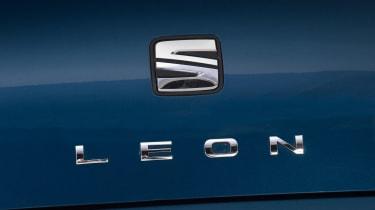 Used SEAT Leon Mk3 - rear badge