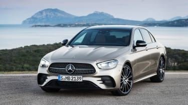 Mercedes' E-Class is the company's best-selling model ever. With customers leaning more and more towards SUVs and crossover vehicles, Mercedes will hope new petrol, mild hybrid and plug-in hybrid versions, along with improved equipment levels, can give th