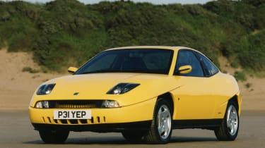 Italian modern classics - Fiat Coupe