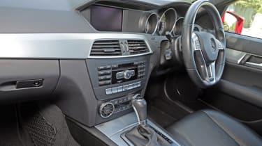 Used Mercedes C-Class - interior