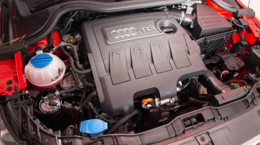 Used Audi A1 - engine