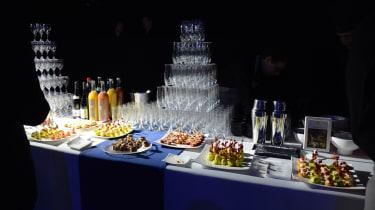 Peugeot 3008 big reveal - buffet