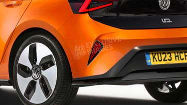 VW ID. Polo - rear detail (watermarked)