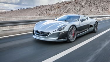Rimac Concept_One front side