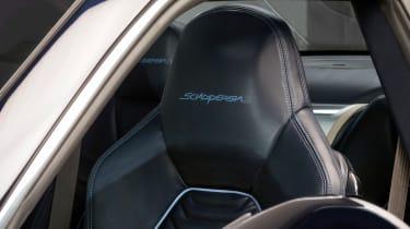 Touring Sciadipersia - headrest