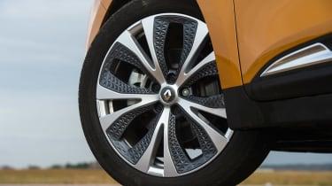 Renault Scenic - wheel