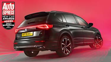 SEAT Tarraco - New Car Awards 2021