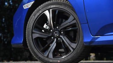 Honda Civic diesel - wheel