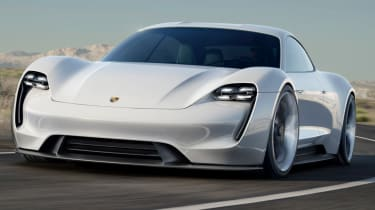 A to Z guide to electric cars - Porsche Mission E